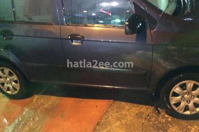 Getz Hyundai رمادي