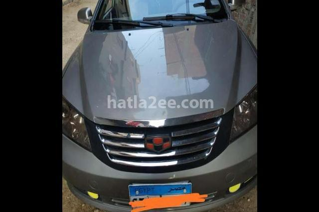 Emgrand 7 Geely Silver