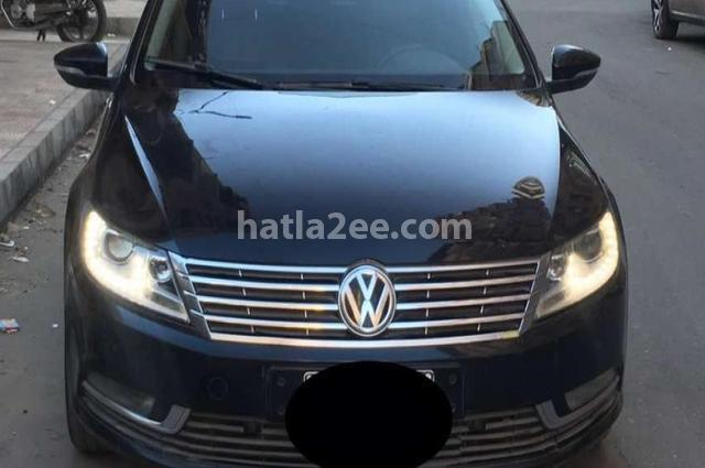 CC Volkswagen Black