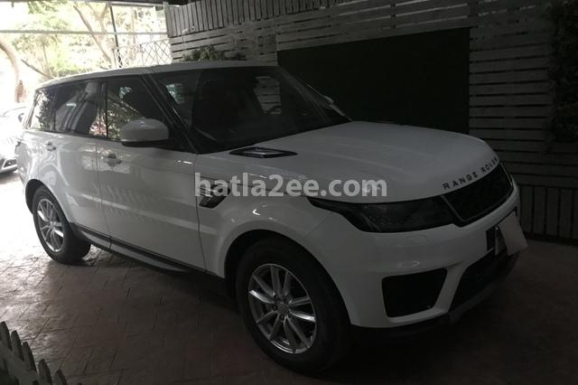 Sport Land Rover White