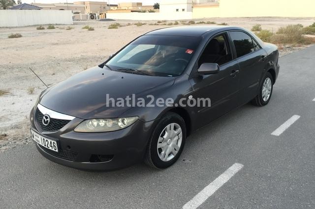 Mazda 6 Mazda Gray