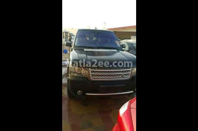 Range Rover Land Rover Black