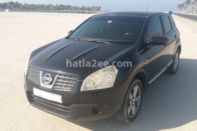 Qashqai Nissan Black