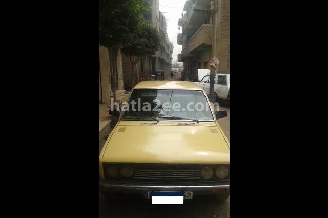 131 Fiat Yellow