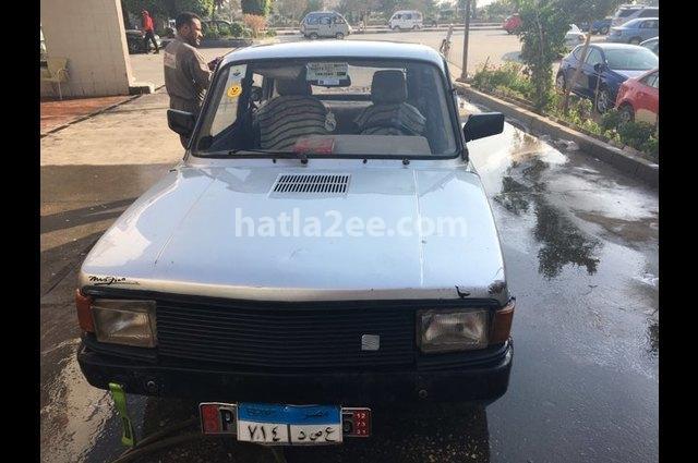 127 Fiat فضي