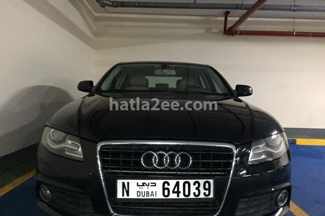 A4 Audi Black