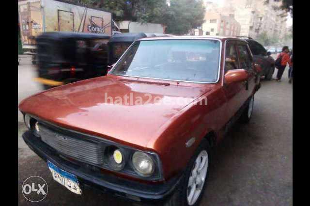 132 Fiat برتقالى
