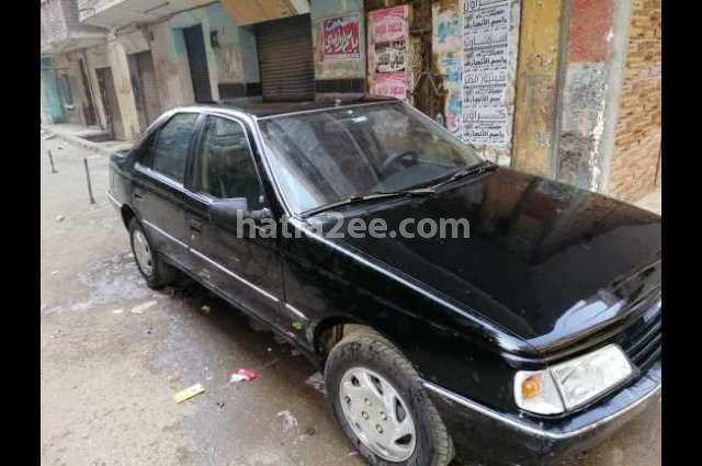 405 Peugeot Black