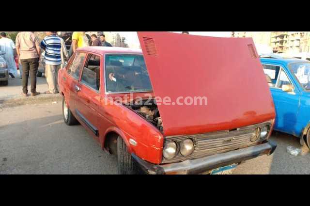 131 Fiat احمر