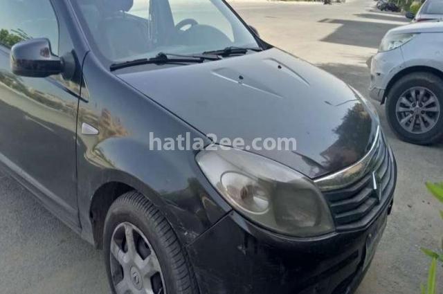 Sandero Renault Black