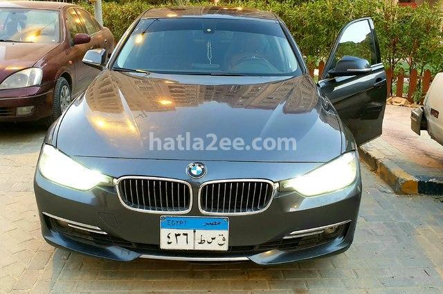 320 BMW Gray