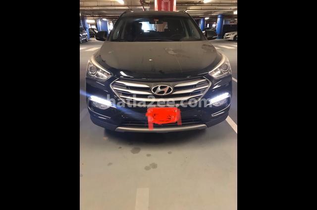 Santa Fe Hyundai Black