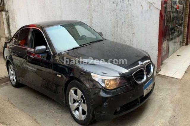 523 BMW أسود