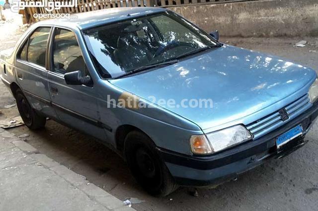 405 Peugeot Cyan