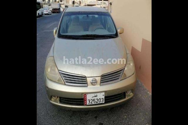 Tiida Nissan Gold