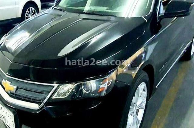 Impala Chevrolet أسود