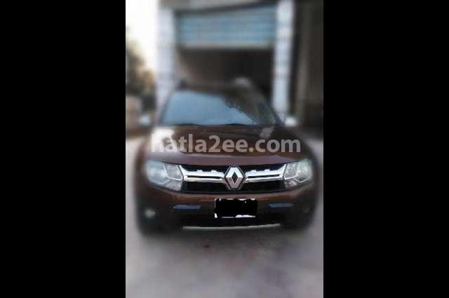 Duster Renault بني