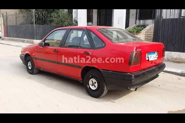 Tempra Fiat احمر