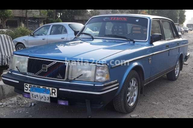 240 Volvo سماوى