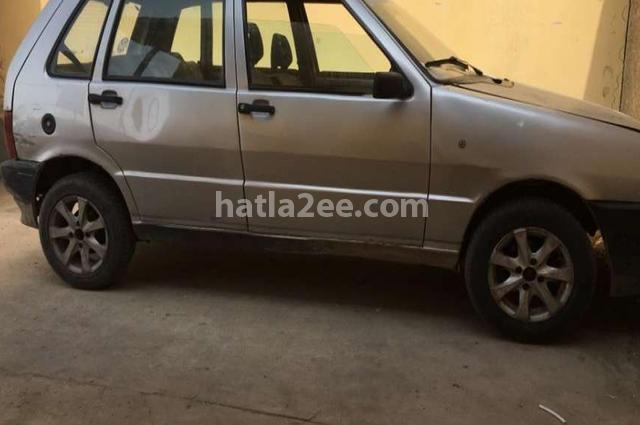 Uno Fiat Silver
