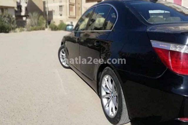 525 BMW أسود