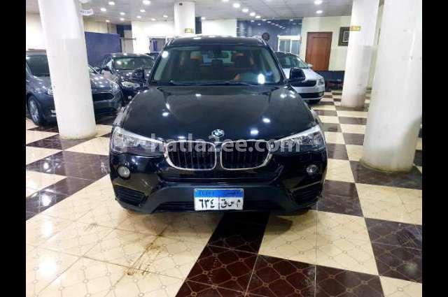 X3 BMW Black