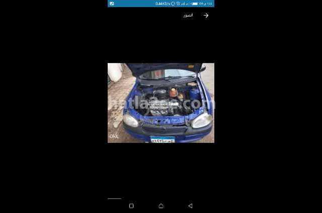 Corsa Opel Dark blue