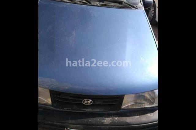 Excel Hyundai أزرق