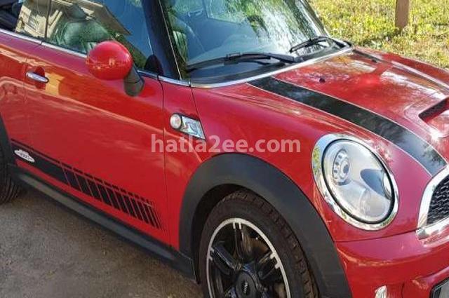 Mini Cooper S Mini Red