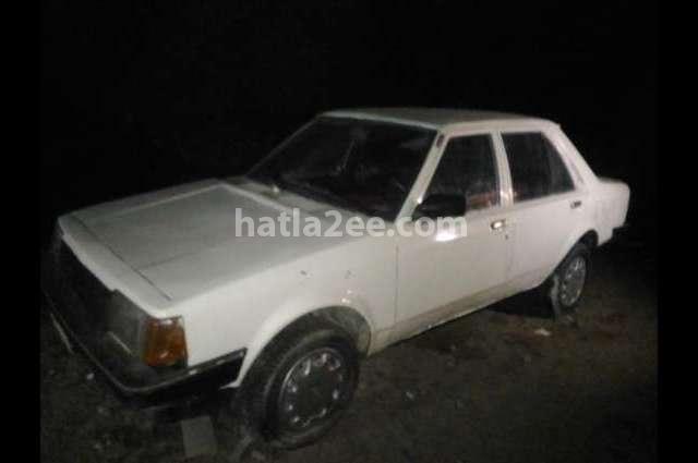 323 Mazda White