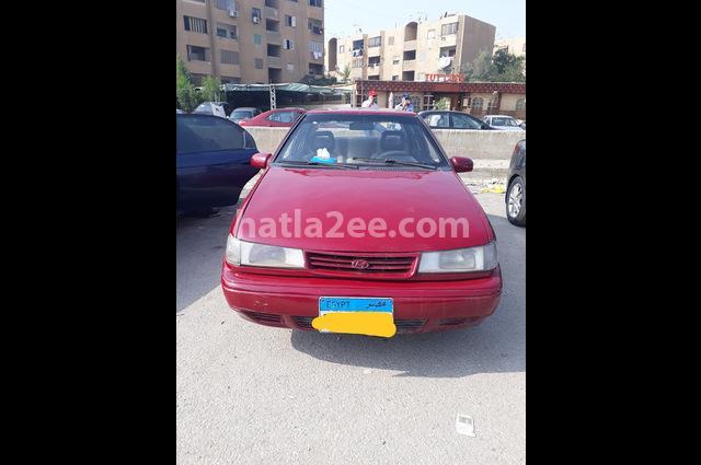 Excel Hyundai احمر