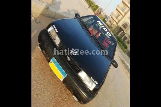 Excel Hyundai Black
