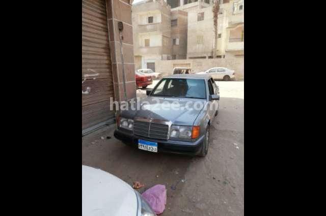 E 200 Mercedes Silver