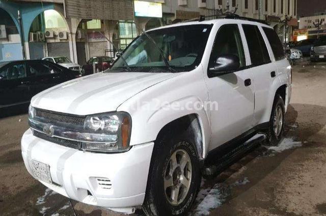 Blazer Chevrolet أبيض