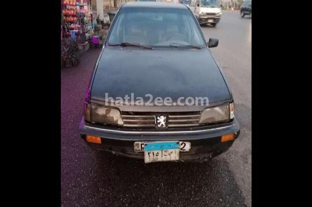 405 Peugeot Brown
