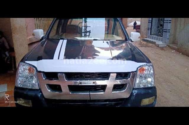 Pickup Chevrolet Black