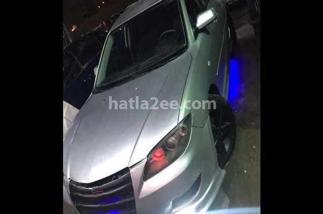 Familia Mazda Silver