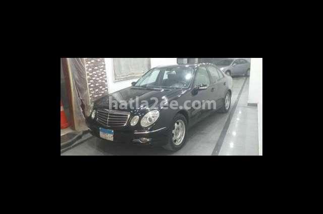 E 240 Mercedes أسود