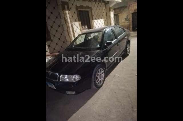 Octavia A4 Skoda Black