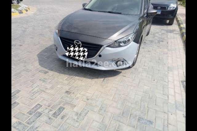 Mazda 3 Mazda بني