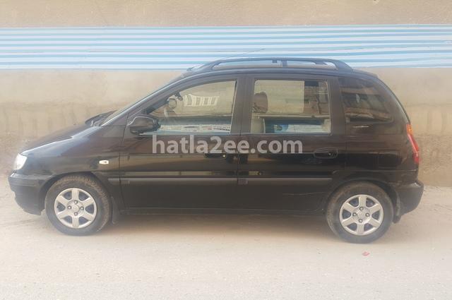 Matrix Hyundai أسود