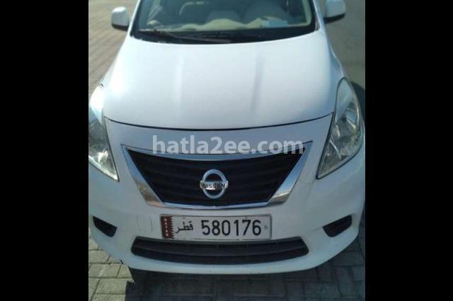 Sunny Nissan White