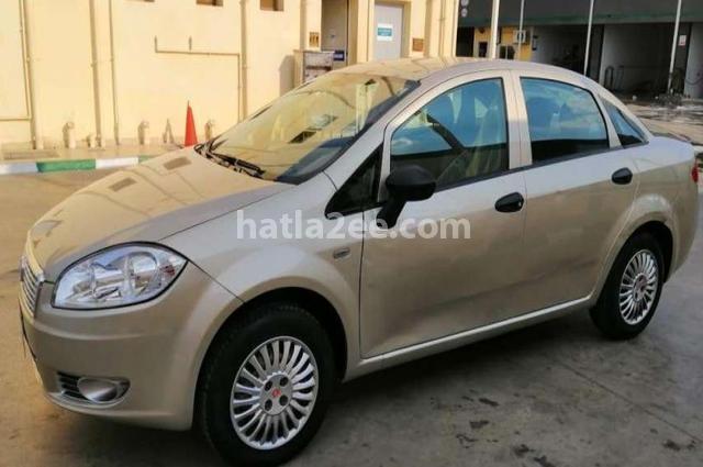 Linea Fiat ذهبي