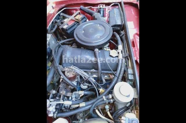 2107 Lada Red