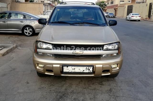 Blazer Chevrolet Gold