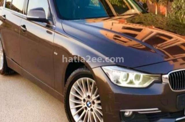 320 BMW بني