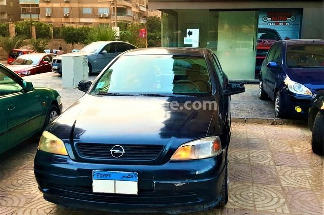 Astra Opel Dark blue
