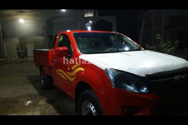 Pickup Chevrolet Red