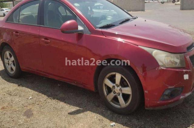 Cruze Chevrolet Red