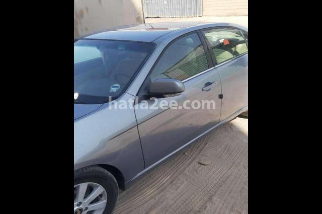 Epica Chevrolet Silver